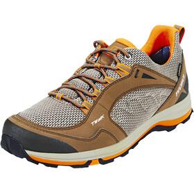 Tecnica T-Walk Low Syn GTX Shoes Men brown-orange